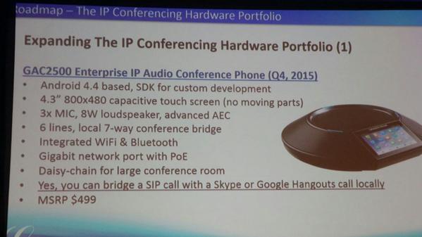 audioconference-grandstream